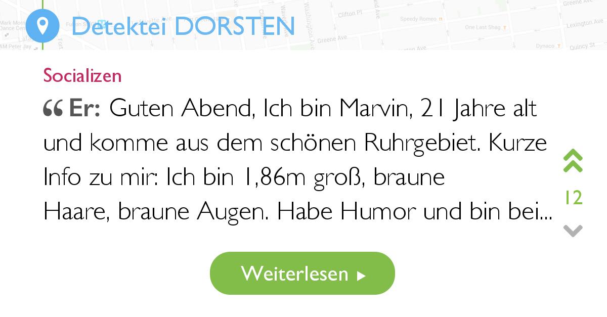 Post aus Dorsten | Spotted